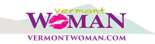 Logo of Vermont Woman magazine